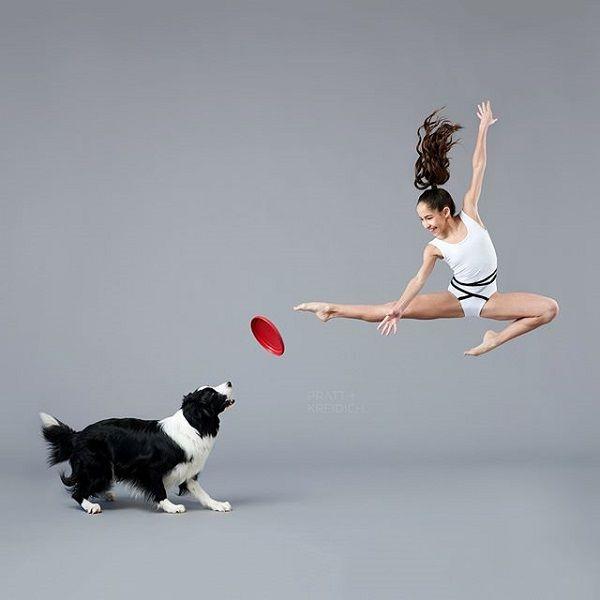 Αστείες φωτογραφίες σκύλων χορευτών – Γουφαμάρες – Woofland