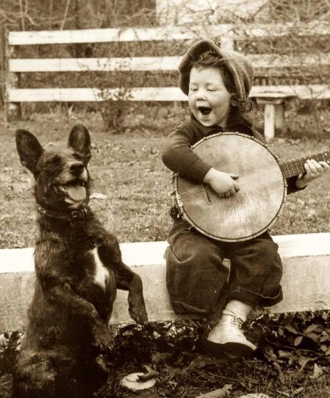 Woofland - Σκύλος και παιδιά - Αστείες φωτογραφίες - Γουφαμάρες 7